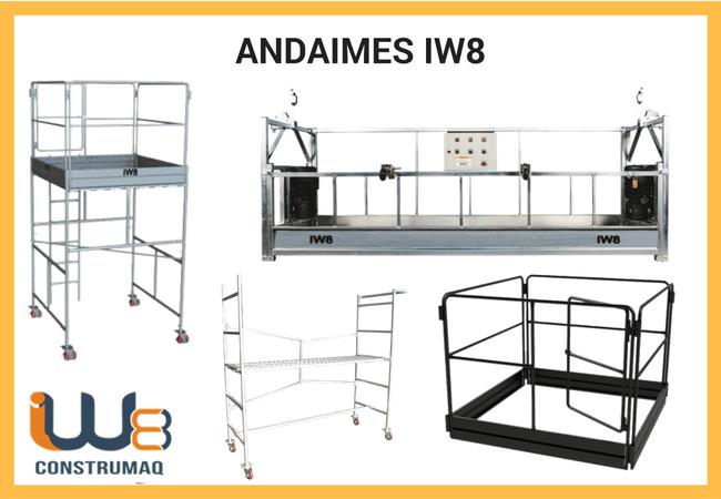 Andaimes IW8